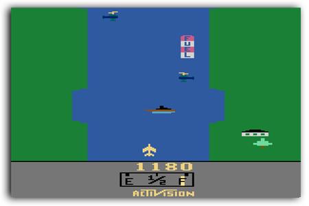 بازی هواپیما آتاری