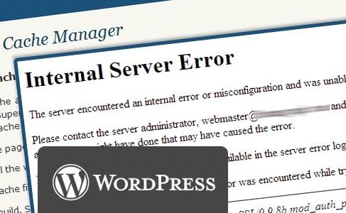 خطای داخلی سرور(Internal Server Error)
