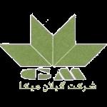 لوگوی شرکت گیلان میکا