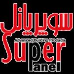 لوگوی شرکت سوپر پانل