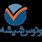 لوگوی شرکت ونوس شیشه